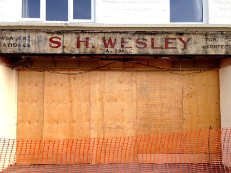 S. H. Wesley & Son Ltd., Baslow Road newsagents