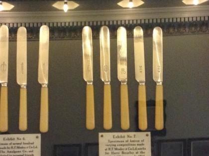 Harry Brearley knives