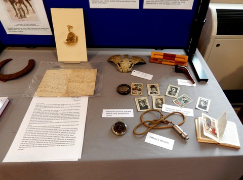 Bill Glossop display
