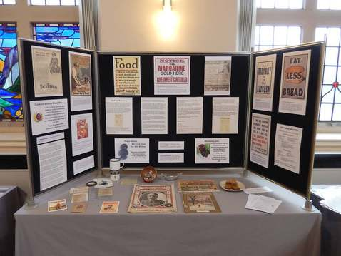 Food and rationing display