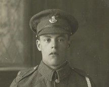 Unknown Totley soldier