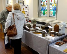 Totley in WW1 Exhibition at URC