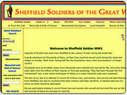 Sheffield Soldiers of the Great War