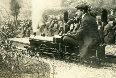 Guy Mitchell's Brook House Model Railway