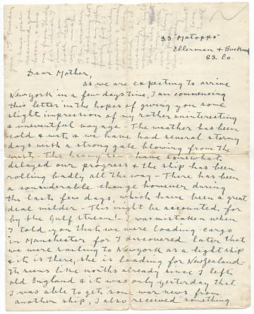 Cymbert Ellison Letter F