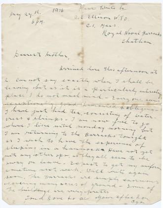 Cymbert Ellison Letter G