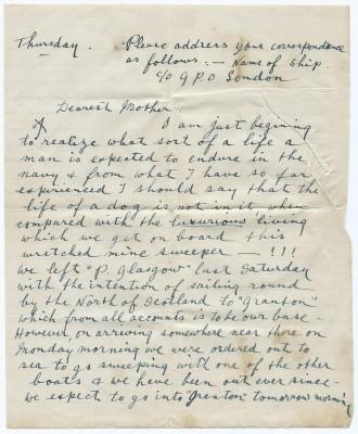 Cymbert Ellison Letter H