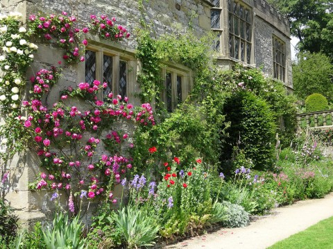 House and gardens, Haddon Hall