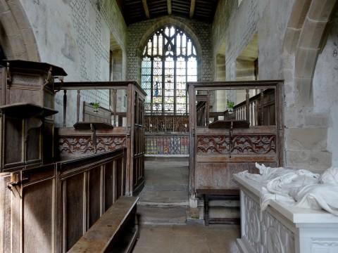 The Chapel, Haddon Hall