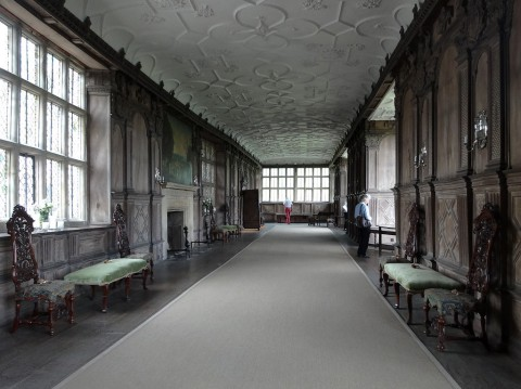 The Long Gallery, Haddon Hall