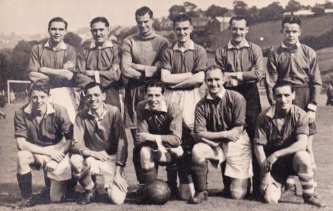 Totley Sports F.C. 1948-49 Season
