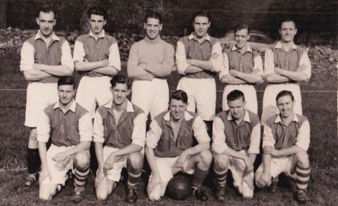 Totley Sports F.C. 1950-51 Season