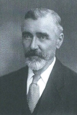 James Gledhill in 1928