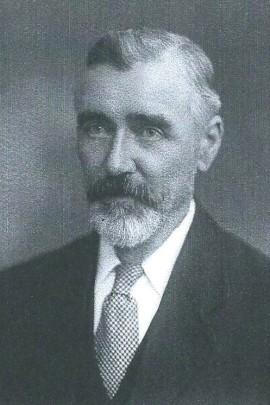 James Gledhill in 1928