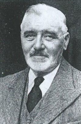 James Gledhill in later life
