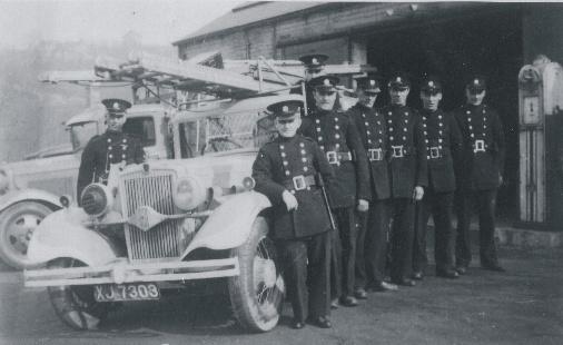 Totley Fire Brigade