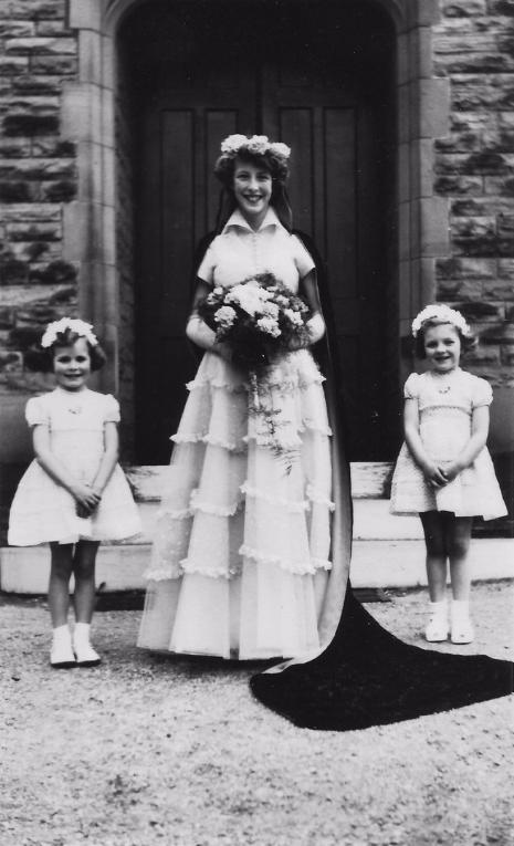 May Queen circa 1953