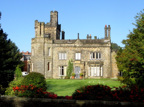 Abbeydale Hall, Dore