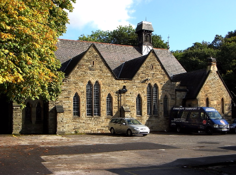 Church of St. John the Evangelist, Abbeydale.