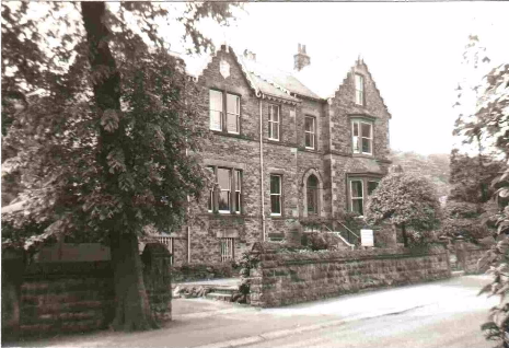 Dore & Totley High School moved to Brook House, Grove Road, in 1933