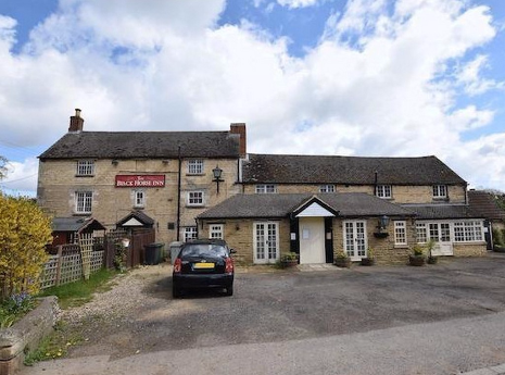 Black Horse Inn, Greetham