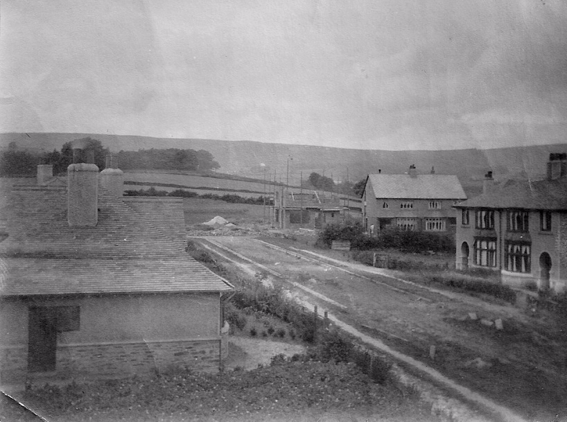 Where in Totley was this photograph taken in the 1920s?