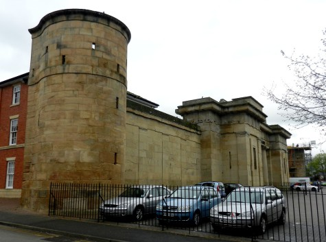 Derby Gaol, South Street