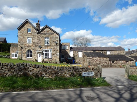 The former Grouse Inn, Totley Bents