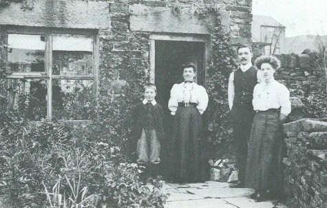 The Udall Family of Monnybrook Cottages