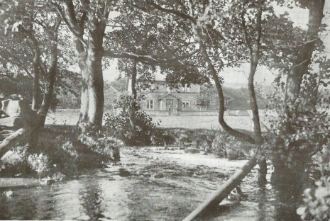 Avenue Farm from Oldhay Brook, 1930