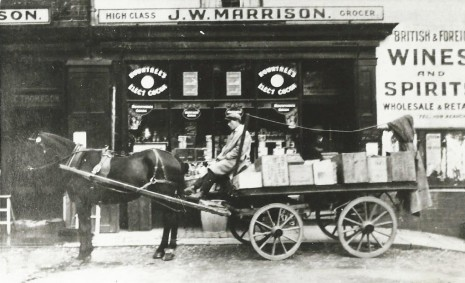 Billy Mather who worked for John Waller Marrison in the 1920s.
