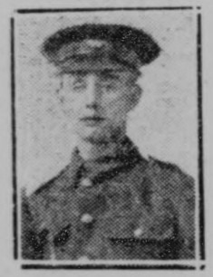 Pte. H. Starke of Totley