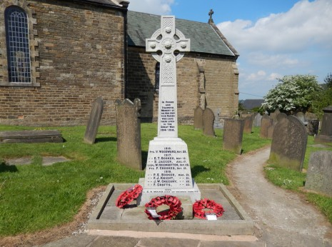 Holmesfield War Memorial