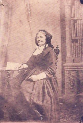 Thirza Waller (1808-1890), Walter Waller Marrison's grandmother