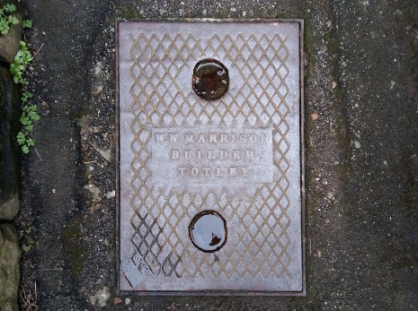 Inspection Cover, 21-23 Lemont Road