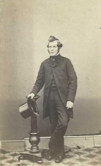 Joshua Tyzack (1818-1887)