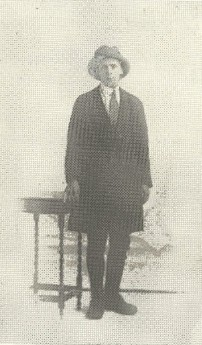 Jessie Matilda Tyzack nee Fisher