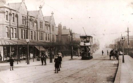Egerton Arcade, Wilbraham Road, circa 1913-14