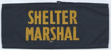 Shelter Marshall armband
