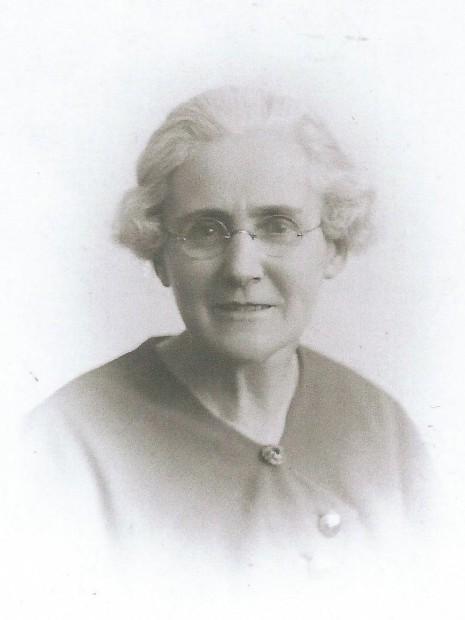 Hilda M. Plumbe