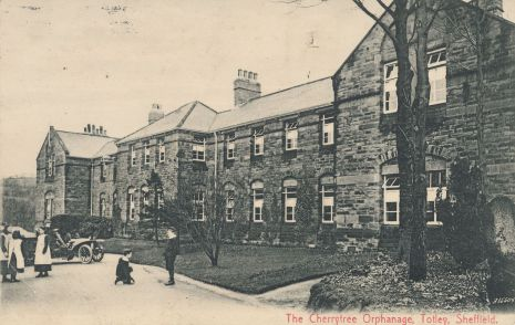 Cherrytree Orphanage, Mickley Lane