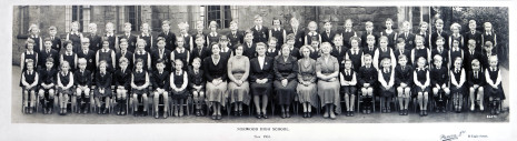 Norwood High School 1952
