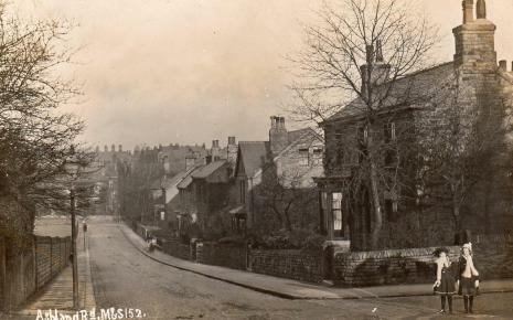 Ashland Road, Nether Edge
