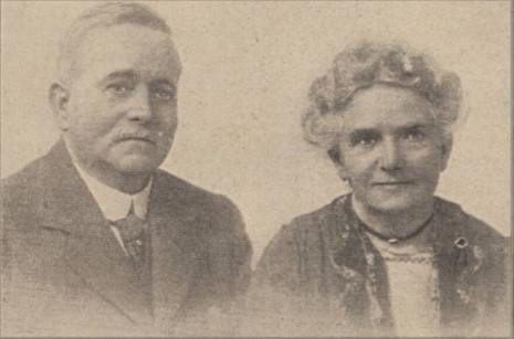 John William and Mary Jane Hibbard
