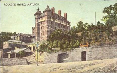 Rockside Hydro, Matlock Bank