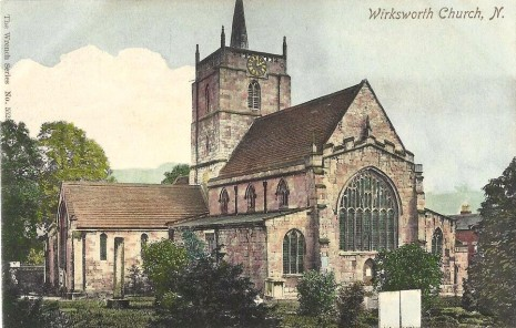 St. Mary's Church, Wirksworth