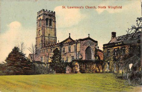 St. Lawrence Parish Church, North Wingfield