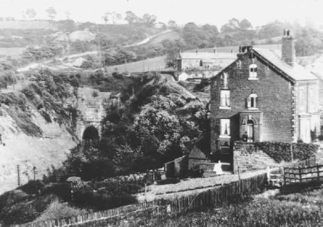 Poynton Villas circa 1912