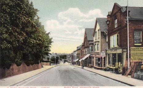 Boltro Road, Haywards Heath, Sussex