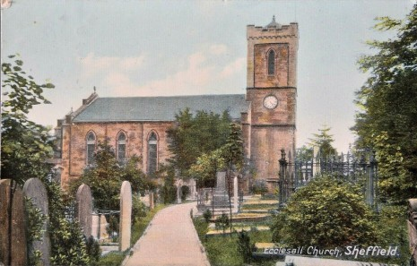 All Saints Parish Church, Ecclesall